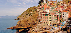 Cinque Terre and Tuscany Walking Trips